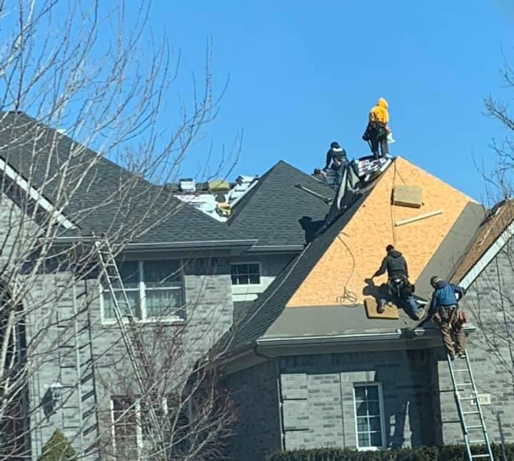 Roofing Contractors Southeast Michigan